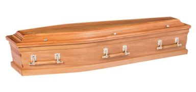 6. Colonial Coffin