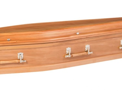 Colonial Coffin